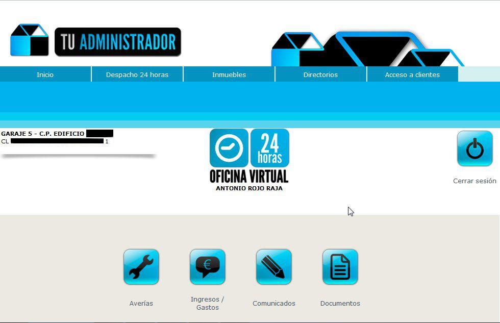 Oficina virtual del despacho 24 a rojo - Oficina virtual del ca ...